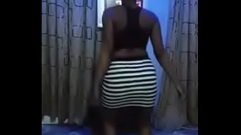 Amazing Ghanaian Sexy Booty