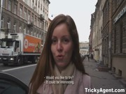 Tricky Agent - My sex tricks work well