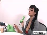Sexy Pornstar Aletta Ocean Gets Hard Anal