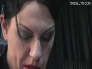 Pornstar extreme throat fuck