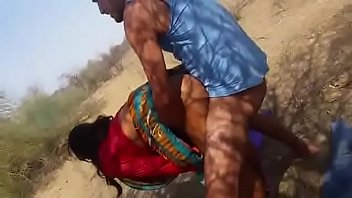 Indian Babe Outdoor Hard Fucked