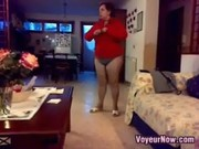 Recording My Wife Getting Changed