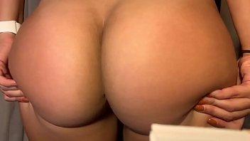 SEXY LATINA BOOTY TEASE